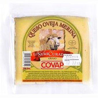 Covap Queso semicurado de oveja merina 250 g