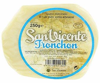 San vicente Queso Tierno Mezcla Tronchon 250g