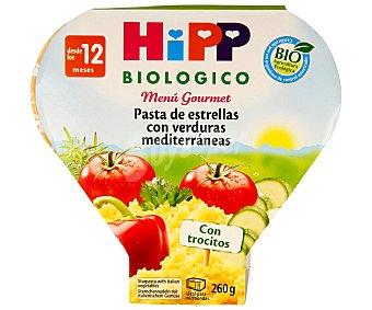 HiPP Biológico Hipp Pasta de Estrellas con Verdura - desde los 12 meses 260 gr