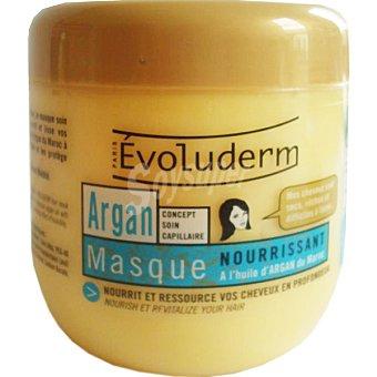 Evoluderm Mascarilla nutritiva Aceite de Argán Tarro 500 ml