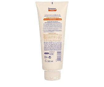 Denenes Protector solar en crema especial niños y bebés para cara y cuerpo (para pieles sensibles y atópicas) con factor protección 50 (alta) 300 mililitros