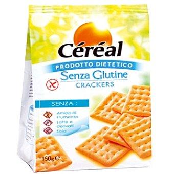 Gerblé Crackers sin gluten y sin lactosa Envase 150 g