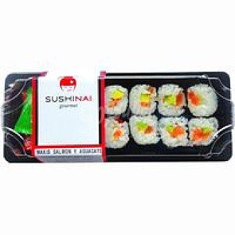Sushinai Makis de salmón-aguacate Bandeja 10 unid