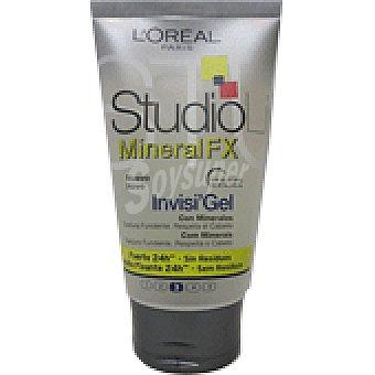 Gel fuerte studio L. inv. mineral 150 ML