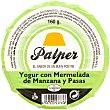 Yogur con mermelada de manzana y peras tarro 160 g tarro 160 g Palper