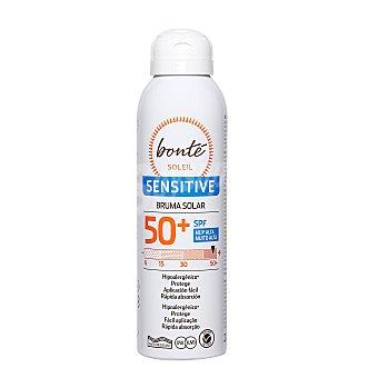 Bonté Bruma protectora solar sensitive spf +50 spray 200 ml 50 spray 200 ml