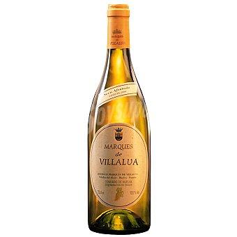MARQUES DE VILLALUA Vino blanco seco y afrutado de Andalucia botella 75 cl Botella 75 cl