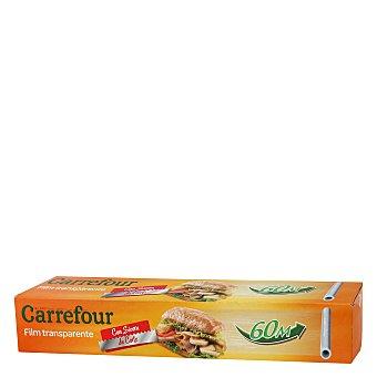 Carrefour Film transparente flexible y resistente Rollo de 60 m