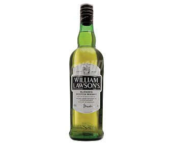 William Lawsons Blended Whisky Escocés Botella de 2 Litros