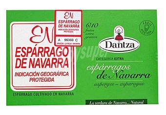 Dantza Espárrago I.G.P. Navarra Extra 6/10 unidades