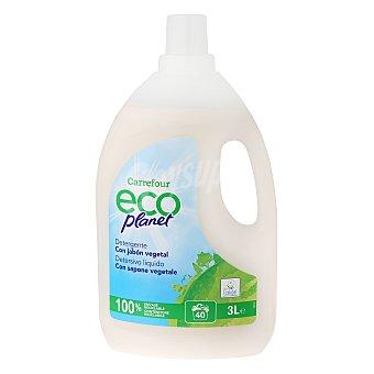 Carrefour Eco Planet Detergente lavadora Botella de 3 L.