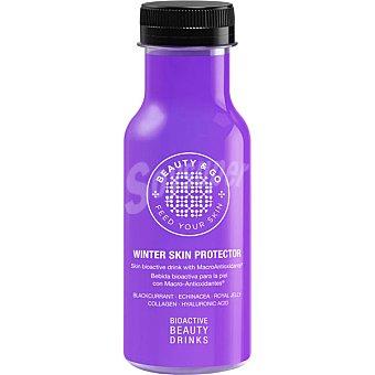 BEAUTY & GO WINTER SKIN PROTECTOR Bebida multivitamínica para la piel con Macro-Antioxidantes botella 25 cl 25 cl