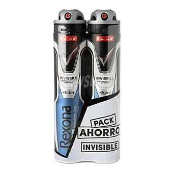 Rexona Desodorante for men crystal Pack 2x200 ml