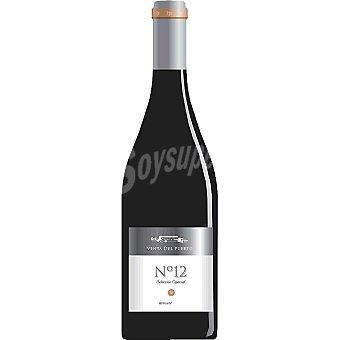 VENTA DEL PUERTO Nº12 vino tinto Valencia Botella 75 cl
