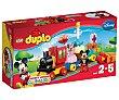 Juego de construcciones con 24 piezas El desfile de cumpleaños de Mickey y Minnie, Duplo 10597 1 unidad LEGO