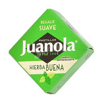 Juanola Pastillas de hierbabuena 1 ud