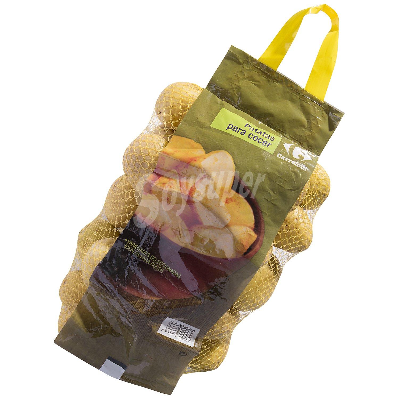 Carrefour patata para cocer bolsa de 4 kg - Cuanto tarda en cocer una patata ...
