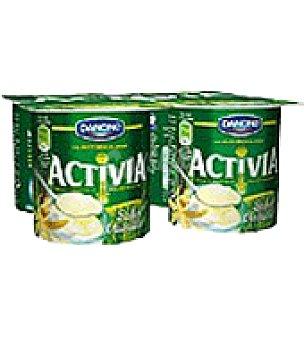 Activia Danone Activia de vainilla Pack de 2x125 g