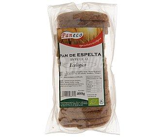 Paneco Pan de espelta integral ecológico 400 g