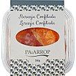 Naranja confitada tarrina 250 g tarrina 250 g Paiarrop
