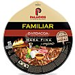 Pizza familiar sabor barbacoa Envase 580 g Palacios