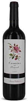 CAMINS DEL PRIORAT Vino tinto D.O. Priorato Botella 75 cl