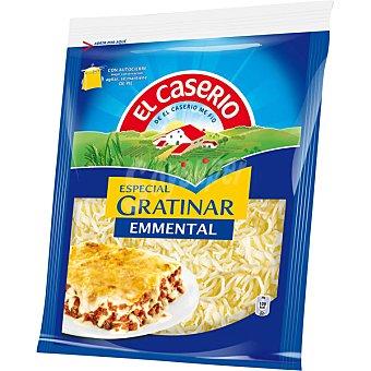 EL CASERIO queso rallado emmental envase 140 g