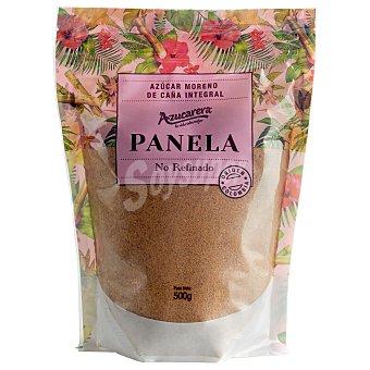Azucarera Panela, azúcar moreno de caña integral 500 g