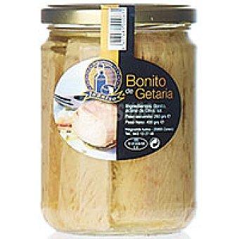 Juantxo Getaria Bonito en aceite de oliva Tarro 420 g