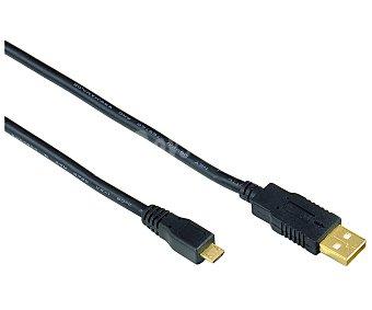Qilive Cable de conexión, conexión Usb a Micro Usb, 75cm de longitud