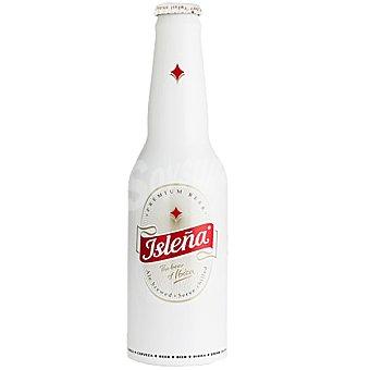 Isleña Cerveza ibizenca Botellín 33 cl