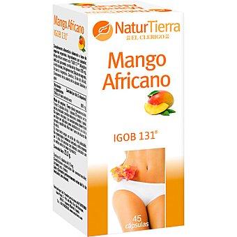 NaturTierra Mango africano 30 cápsulas envase 120 g 30 c