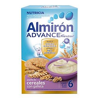 Almirón Nutricia Papilla de cereales con galleta Advance 600 g