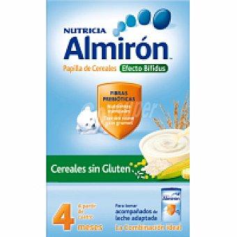 ALMIRON Cereales sin gluten con bífidus Caja 600 g