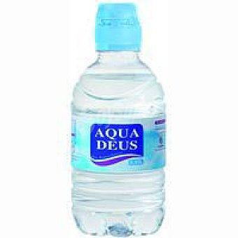 Aquadeus Agua tapón sport Botella 33 cl