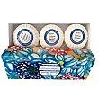 Jabón de manos en pastilla verbena giacinto Pack de 3 unidades de 100 g Iteritalia