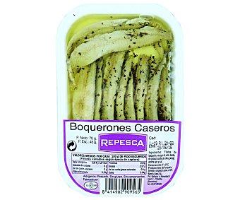 Repesca Filetes de boquerón en vinagre caseros 45 g