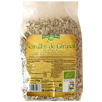 YNSADIET Semillas de girasol ecológicas Envase 350 g