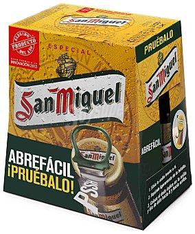 San Miguel Cerveza especial Pack 6x25 cl