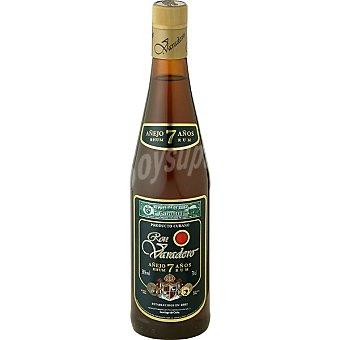 VARADERO ron cubano 7 años botella 70 cl
