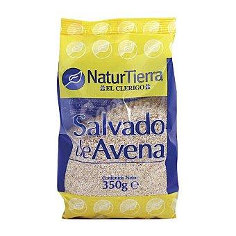 NaturTierra Salvado de avena Paquete 350 g