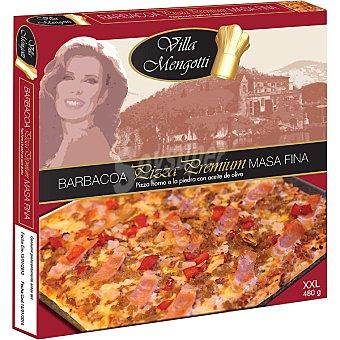 VILLA MENGOTTI Premium Pizza barbacoa masa fina Estuche 480 g