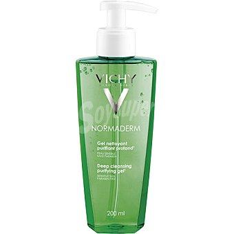 Vichy Normaderm Gel limpiador purificante profundo Dosificador 200 ml