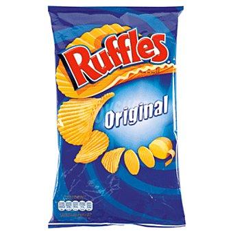 RUFFLES patatas fritas onduladas original  140 gr