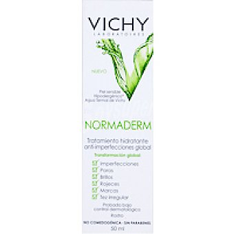 Vichy Normaderm hidratante imperfect Bote 50 ml