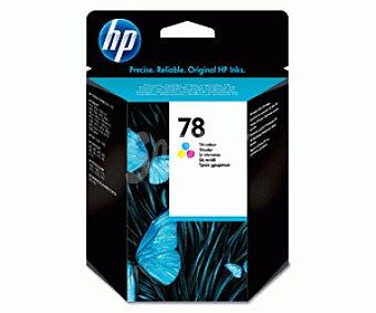 HP Cartuchos de Tinta 78 Color 1 Unidad