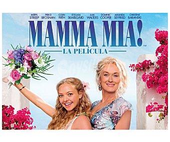 MÍA Mamma (edición horizontal), 2008. Película en dvd. Género: Musical / Drama. Edad: + 8 años
