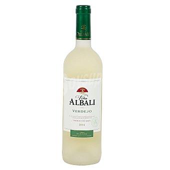 Viña Albali Vino Blanco Verdejo D.O Valdepeñas Botella Cristal 75 cl