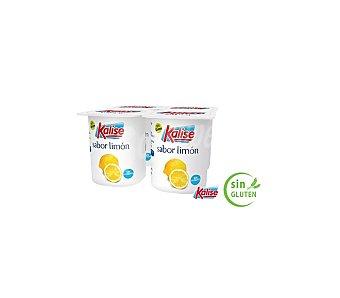 Kalise Yogur sabor limón Pack de 4x125 g