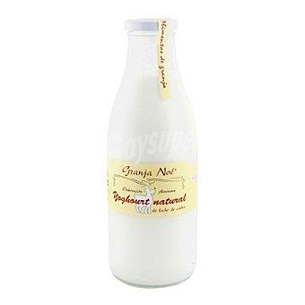 Granja Noe Yogur natural de leche de cabra 1 l